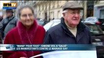 Dominique Bertinotti et Christine Boutin, le Face à face de Ruth Elkrief - 14/01