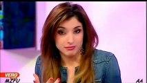 """14/01/13 Vero TV - Marghe conduce il programma Chiacchiere """" Il legame tra eros e cibo"""""""