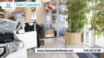 San Leandro Honda Auto Dealership - San Jose, CA