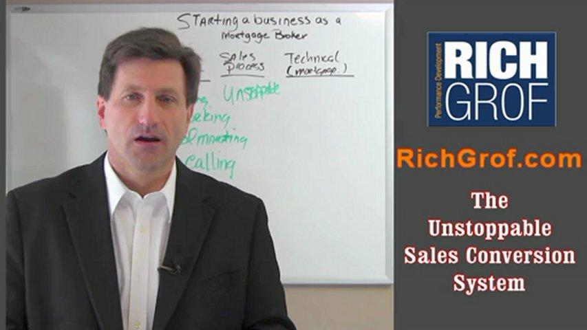 New Loans Officer & Mortgage Broker Training Part4; Referral Marketing