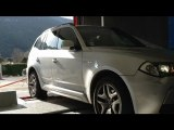 ::: o2programmation ::: BMW X3 3.0d 211@284cv Optimisation Moteur sur Banc de Puissance Cartec Marseille Gemenos PACA