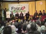 Conférence de presse de la FDSEA (Rhône-Alpes)