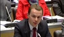 Intervention en commission des lois le 15 janvier 2013 - Examen du projet de loi Mariage pour tous