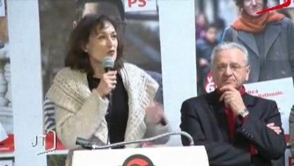 Les socialistes de Vendée présentent leurs voeux pour 2013 - TV Vendée 14-01-13