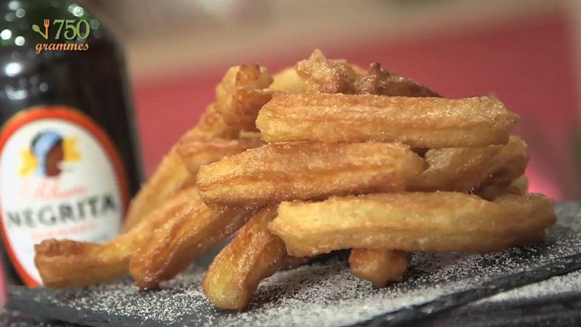 Recette Churros De Fete Foraine recette de churros - 750 grammes