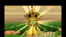 Soluce Zelda Wind Waker : Les trois perles - La Triforce
