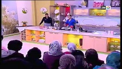 escalope de dinde farcie au four choumicha salade au riz basmati
