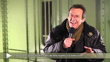 Jean Luc Reichmann se confie sur la télévision d'aujourd'hui 1/2