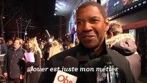 """Flight : """"Je ne suis pas un héros"""" estime Denzel Washington"""