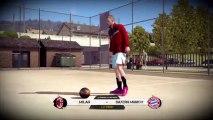 FIFA Street - Vidéo-Test de FIFA Street : le Messi de la rue ?