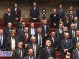 L'hommage des députés aux soldats tués au Mali et en Somalie