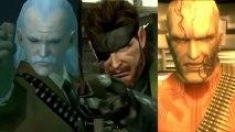 Metal Gear Solid HD Collection - Bande-annonce #3 - Lancement du jeu