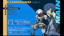 Persona 3 Fes - Squallx77 Test Persona™ 3 FES