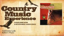 Buffalo C. Wayne - California Lady - Country Music Experience