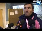 Sports.fr TV avec les rugbymen du STADE FRANCAIS