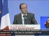 Hollande, ce laïc