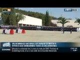 Hommage aux gendarmes tuées à Collobrières