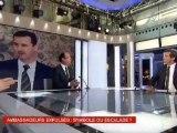 """François Hollande : en Syrie, """"une intervention militaire n'est pas exclue"""""""