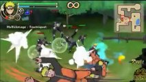 Naruto Shippuden Ultimate Ninja Impact PSP Full Download - video