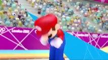 Mario & Sonic Aux Jeux Olympiques de Londres 2012 - Bande-annonce #6 - Mario et Sonic fêtent le lancement