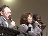 Eglise évangélique : chant
