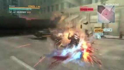 Jack the Ripper Video de Metal Gear Rising : Revengeance