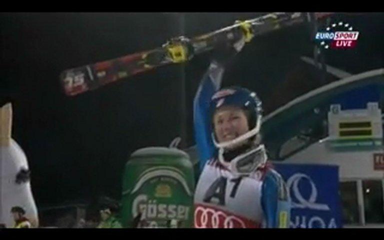 Alpine Skiing World Cup – Flachau – Women's Slalom