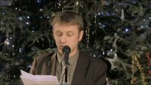 Cérémonie des voeux du maire d'Abreschviller, le 11 janvier 2013