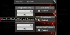 Devil May Cry 5 Save Editor (Devil May Cry Point Hacks) Download