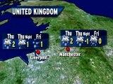 UK Weather Outlook - 01/16/2013