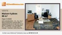 A vendre - maison - Orgon (13660) - 4 pièces - 88m²