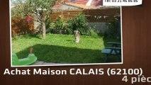 A vendre - maison - CALAIS (62100) - 4 pièces