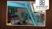 A vendre - maison - NOUVELLE EGLISE (62370) - 5 pièces - 21