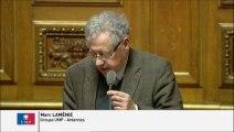 Marc Laménie, Sénateur des Ardennes : Avenir du groupement hospitalier Sud-Ardennes