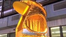 Métiers du spatial : ingénieur architecte avionique et électrique