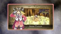 Tales Of The Abyss - Gameplay #2 - Anise Tatlin
