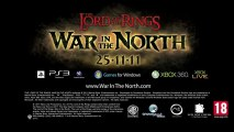 Le Seigneur Des Anneaux : La Guerre Du Nord - Gameplay #1 - Barrow-Wight Lord battle