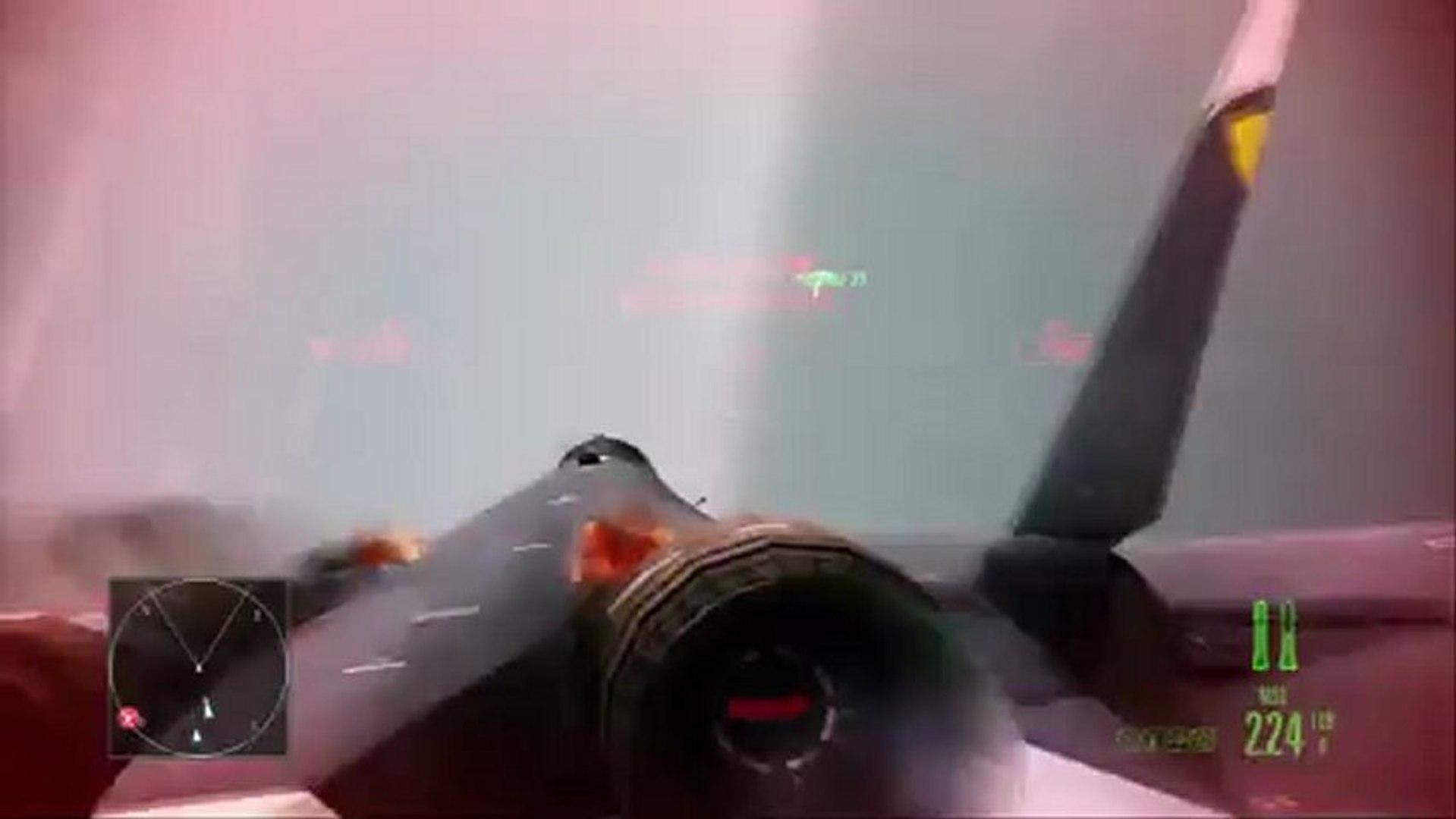 Ace Combat : Assault Horizon - Vidéo-Test de Ace Combat : Assault Horizon