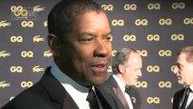 Denzel Washington, Prix Spécial GQ les Hommes de l'année 2012