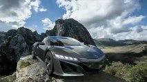 Gran Turismo 5 - Acura NSX Concept