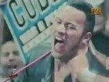 WWF Raw 1999-01-25 - The Rock vs. Triple H (WWF Title I Quit Match)