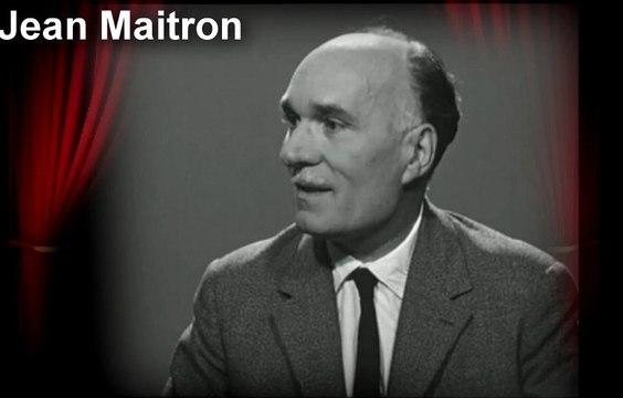 Biographie Jean Maitron