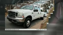 2004 FORD SUPER DUTY F-350 DRW XLT CREW CAB 4WD DRW For Sale