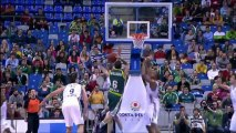 Block of the Night: Marcus Slaughter, Real Madrid