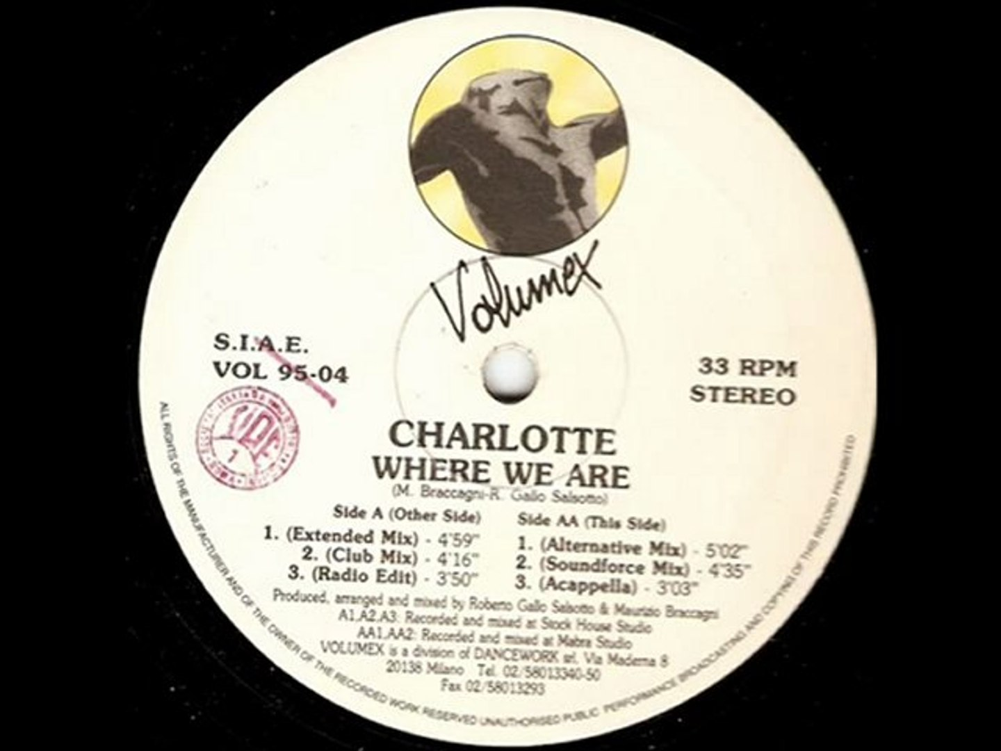 Charlotte - Where We Are (Club Mix)
