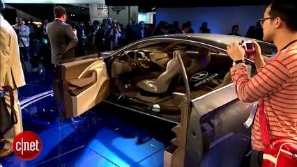 Detroit 2013 : Hyundai HCD-14 Genesis Concept