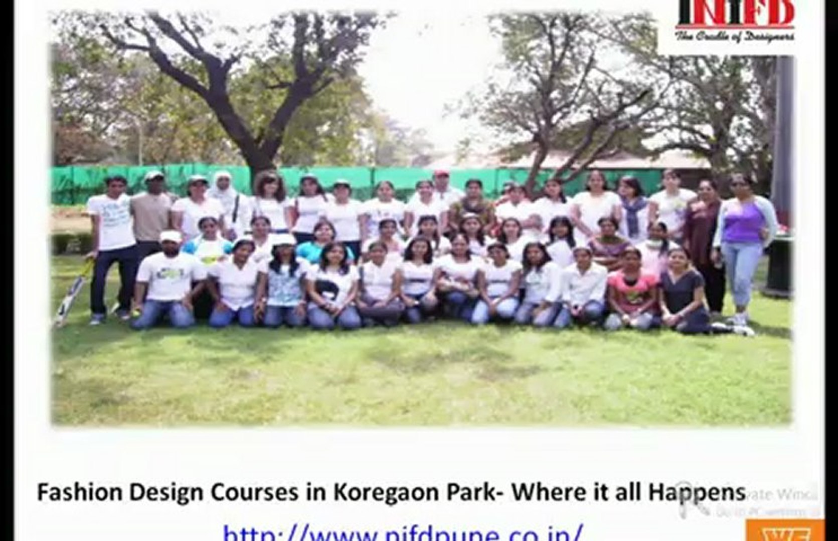 Inifd Best Of Fashion Design Courses In Koregaon Park Video Dailymotion
