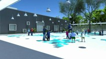 Concours Architecture : Groupe Scolaire Victor Hugo ( Roubaix )