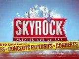Rihanna concert Skyrock - Spot tv