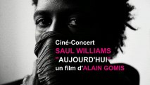 Cine-Concert saul-williams 31 janvier 2013 20h Au cinéma le france  St Etienne